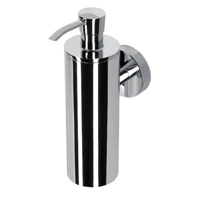 Dispenser sapone liquido da parete 6017 02 nemox for Accessori bagno cromati