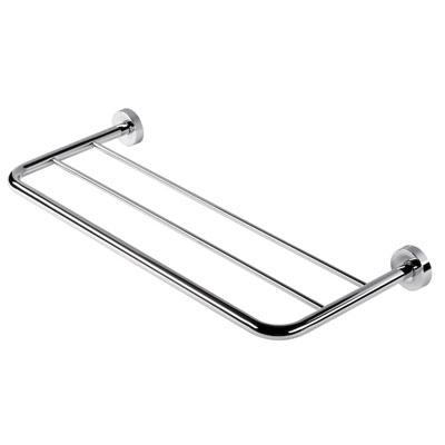 Porta asciugamano a mensola 5553 luna collezioni accessori bagno geesa hospistyle - Porta asciugamano bagno ...