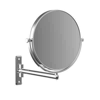 Specchio cosmetico tondo da parete 96890830 non illuminati specchi ingranditori e da bagno - Specchio tondo da parete ...