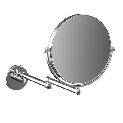 Specchio cosmetico tondo da parete 96950832 non illuminati specchi ingranditori e da bagno - Specchio tondo da parete ...