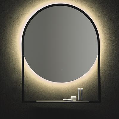 Specchio cassiopea specchi da bagno specchi - Specchi ingranditori illuminati ...