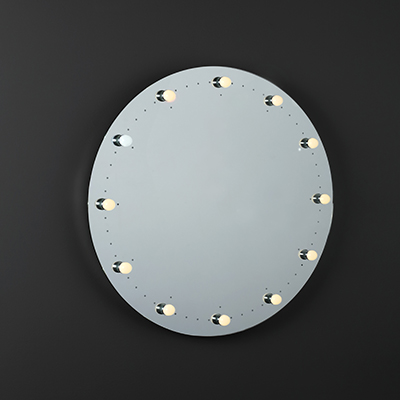 Specchio sundial specchi da bagno specchi ingranditori - Specchi ingranditori illuminati ...