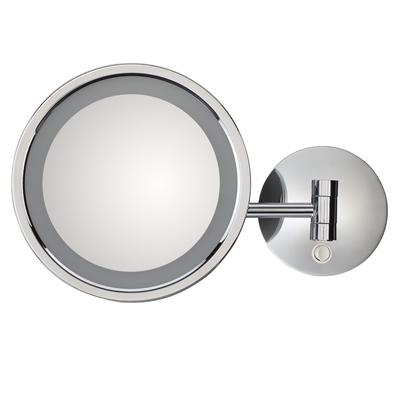 Specchio cosmetico led codice ah 75 led illuminati - Specchi ingranditori illuminati ...