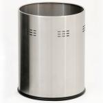 Cestino bagno acciaio inox satinato 12,5 litri E117027