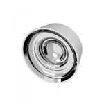 Gancio appendiabiti/asciugamano 100 mm 12513-02-100