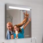 Specchio Illuminato LINA Bluetooth