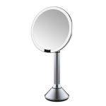 Specchio cosmetico Illuminato LED Tondo da Tavolo ML-8880-CP
