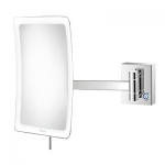 Specchio ingranditore illuminato LED MRLED-205