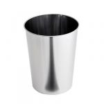 Cestino bagno acciaio inox satinato 6 litri E117024
