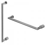 Maniglia per porta doccia 6559-02-45