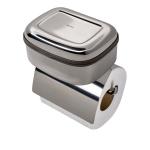 Porta rotolo carta igienica con dispenser salviette 1130