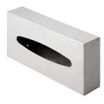 Scatola porta fazzoletti acciaio satinato 121RVS