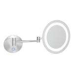 Specchio Ingranditore Illuminato LED Celeste