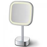 Specchio cosmetico Illuminato LED Quadrato da Tavolo ML-331-CB